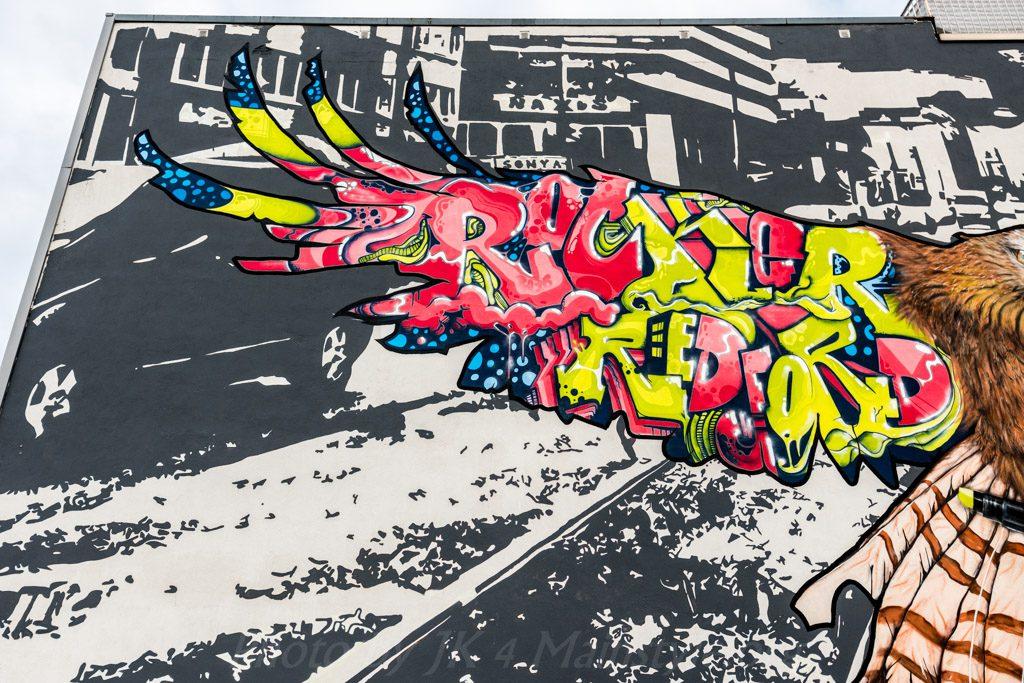 """Naxos Atelier """"Frankfurt Walls"""""""