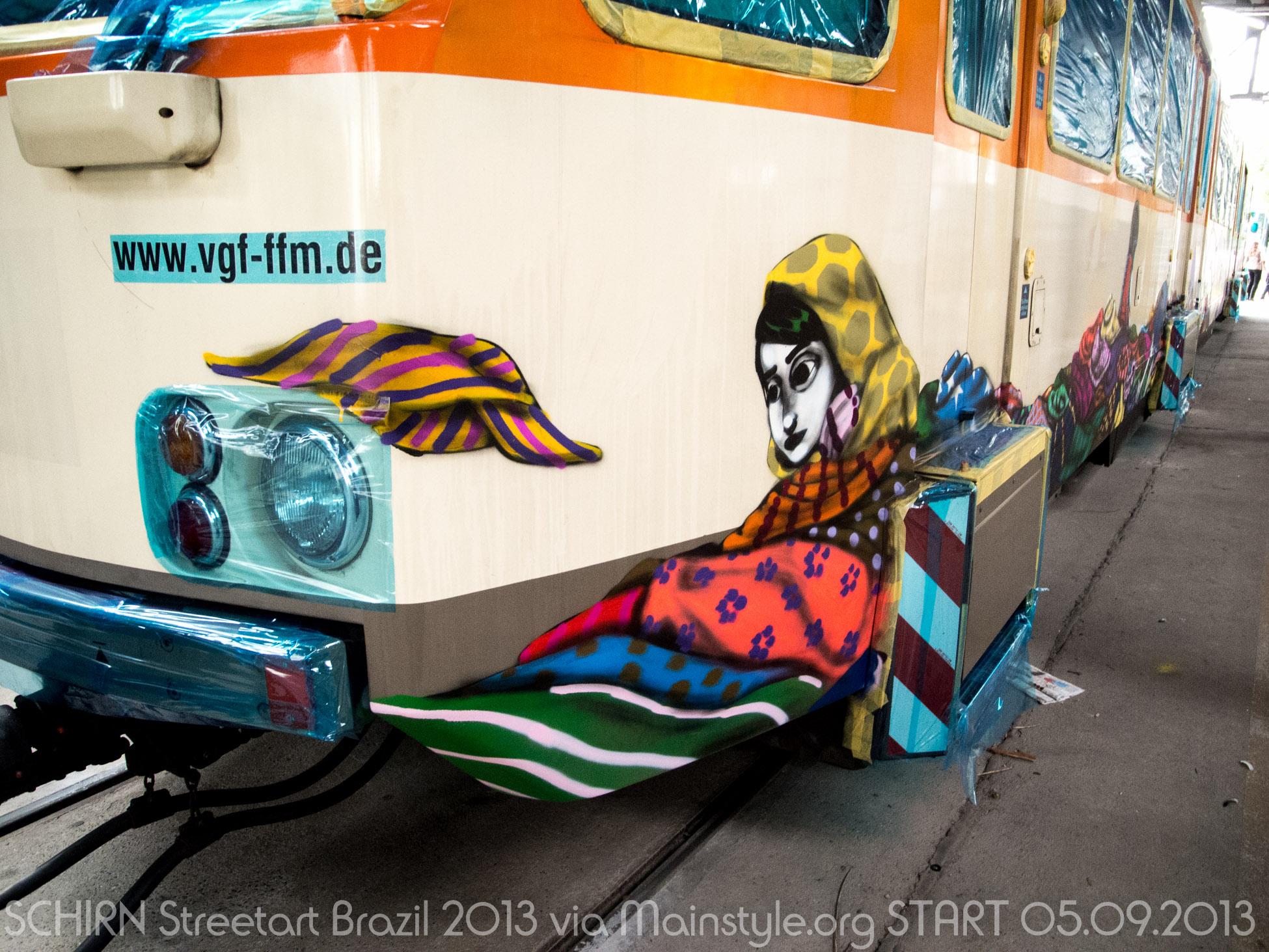 Streetart Brazil SCHIRN Frankfurt 2013_ (1 von 25)