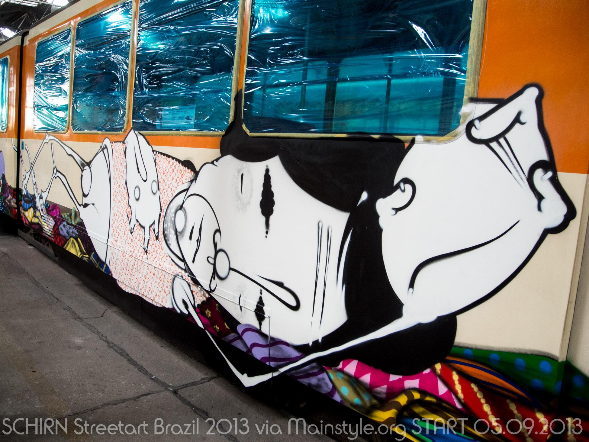 Streetart Brazil SCHIRN Frankfurt 2013_ (18 von 25)
