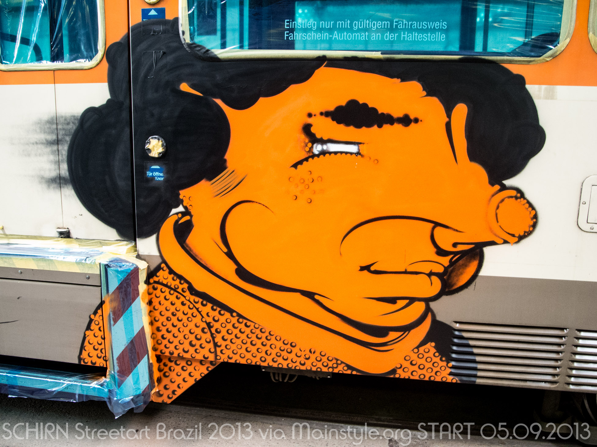 Streetart Brazil SCHIRN Frankfurt 2013_ (4 von 25)