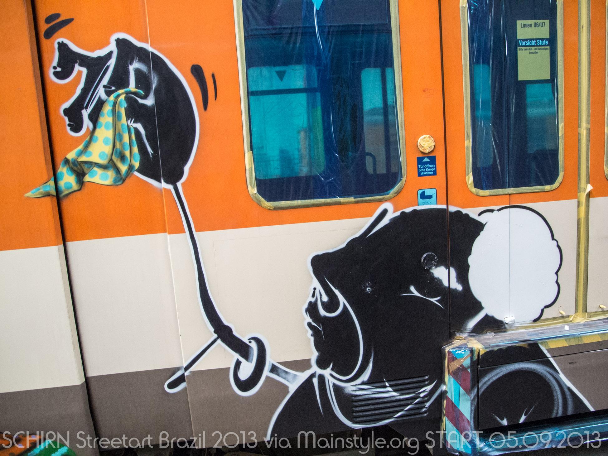 Streetart Brazil SCHIRN Frankfurt 2013_ (5 von 25)
