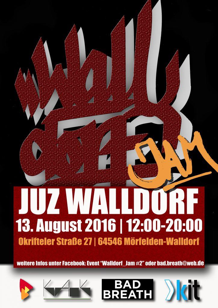 JUZ WALLDORF Walldorfjam #2