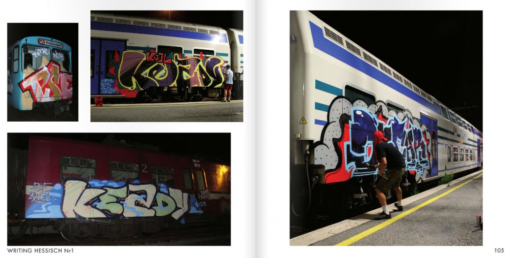 Neues Graffiti Magazin aus Frankfurt am Main